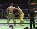 【プロレス】丸藤正道vs石森太二 Part1 2007/06/03