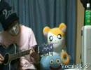 【マクロスF】「星間飛行」を歌ってもらって弾いてみた【レジ姫】