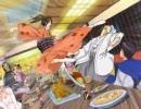 小学生の給食時間