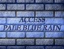 access  [PALE BLUE RAIN]  ピッチ上げVer