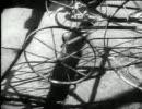 映画「戦艦ポチョムキン」より オデッサの階段