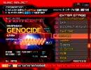 beatmania IIDX IIDXRED GENOCIDE演出