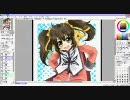 【手描き】TOAのアニスを描いてみた【アビス】