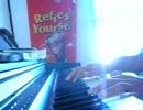 【ニコニコ動画】MU カオスキャッスルBGMピアノコピーを解析してみた
