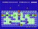 迷宮島をプレイ-おもちゃ国(4面)-①
