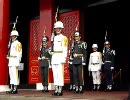 台湾・忠烈祠の衛兵