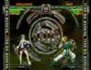 [GGXX/] るぅ(ブリジット) vs ススム(チップ)6