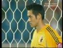 AsiaCup 2004 Japan vs jordan (2004年アジアカップ  日本vsヨルダン 神PK戦)