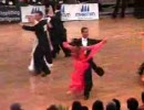 Mirko Gozzoli and Alessia Betti German Open pro tango
