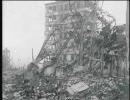 米軍の記録映像・焼け野原