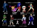 【MUGEN】ゲージMAXシングルトーナメント【Finalゲジマユ】part1
