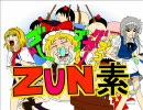 【ニコニコ動画】【東方】ZUN素11話~12話【えの素】を解析してみた