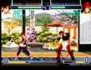 KOF2002対戦動画 むねじ対KKAM SSANG ROUND-1