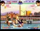 KOF2002対戦動画 むねじ対KKAM SSANG ROUND-10