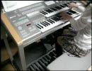 JAM【未来への咆哮】をオケ風にエレクトーンで弾いてみました。