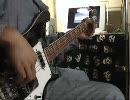 【METALLICA】ベースでmaster of puppets弾いてみた。