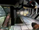 DOOM3プレイムービー02-1 -Mars City Underground-