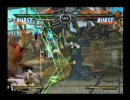 Guilty Gear XX #Reload ヴェノム コンボムービー「Ride on shooting star」