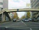 【車載動画】運転車窓動画 新潟→豊栄(1)【中央区、東区】