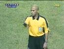 AFC 韓国VS日本 あまりにひどいプレーにレッドカード&監督退場