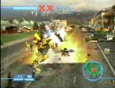 PS3 Transformers The Game プレイムービー