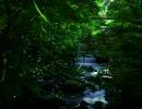 【ニコニコ動画】【自然音】川のせせらぎ+虫の声+重低音【画像集】を解析してみた