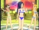 アイドルマスター あずさ律子美希巨乳三姉妹の揺れすぎグラビアミズギ