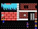 ダブルドラゴン(MSX版)