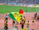 2007年6月30日ジェフvs横浜FC 勝利のバンザイ