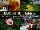 【作業用BGM】BGM of Mr.Children (打ち込んでみた) thumbnail
