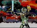 【ニコニコ動画】【鏡音リン】宇宙刑事ギャバン【カバー曲】を解析してみた