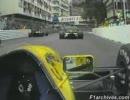 1991年 モナコ ナイジェル・マンセルのオープニングラップ