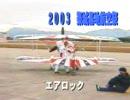 2003年度 航空自衛隊築城基地航空祭 ロック岩崎氏による展示飛行
