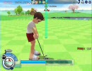 接待ゴルフ【パンヤ実況】 その2