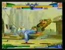 STREET FIGHTER ZERO3 Z元vsV元