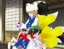 【東方】ってゐ!~えいえんてゐVer~【PV風】を3Dで一部再現してみた? thumbnail