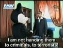 ハマス製ミッキーマウス、ユダヤ人に殺される