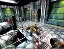 DOOM3プレイムービー07-1 -Alpha Labs Sector 3-