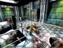 DOOM3プレイムービー07-1 -Alpha Labs Sector 3-