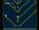ファミコン版  裏バベルの塔 1~8面