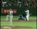 【ニコニコ動画】埼玉西武ライオンズ 日本一の瞬間(音声差し替え版)を解析してみた
