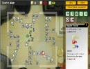 ブラウザゲーム「Desktop Tower Defense」をプレイする