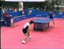 【ニコニコ動画】【卓球】松下浩二 平成14年度全日本選手権ベストプレーを解析してみた