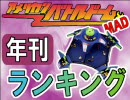 年刊バトルドームランキング2008(2008/12/19集計)