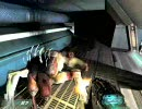 DOOM3プレイムービー08-3 -Alpha Labs Sector 4-