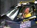 韓国車 やわらかSONATA クラッシュテスト