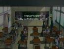 【ニコニコ動画】涼宮ハルヒの憂鬱で英語の勉強01-04Today is Wendnesday, isn't it?を解析してみた