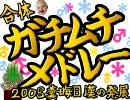 (合体)ガチムチメドレー ~2008 糞晦日 漢の発展~