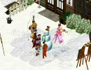 ◆シムピープルで三國/戦国無双◆番外編 -メリークリ師走- thumbnail