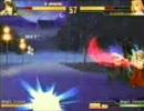 メルブラ対戦動画 ゆきのせ(秋葉) vs kaqn(アルク)